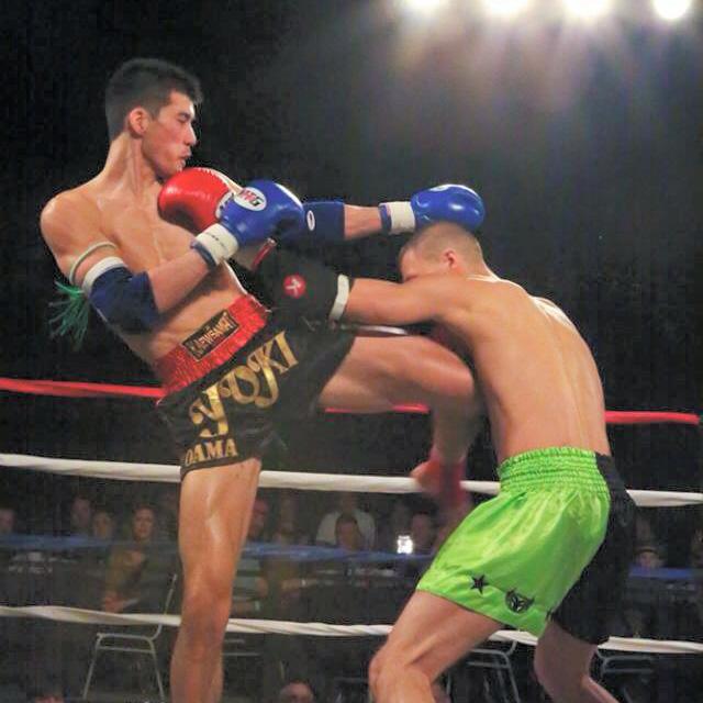 Kru Yuki Yamanaka, Head Muay Thai Instructor