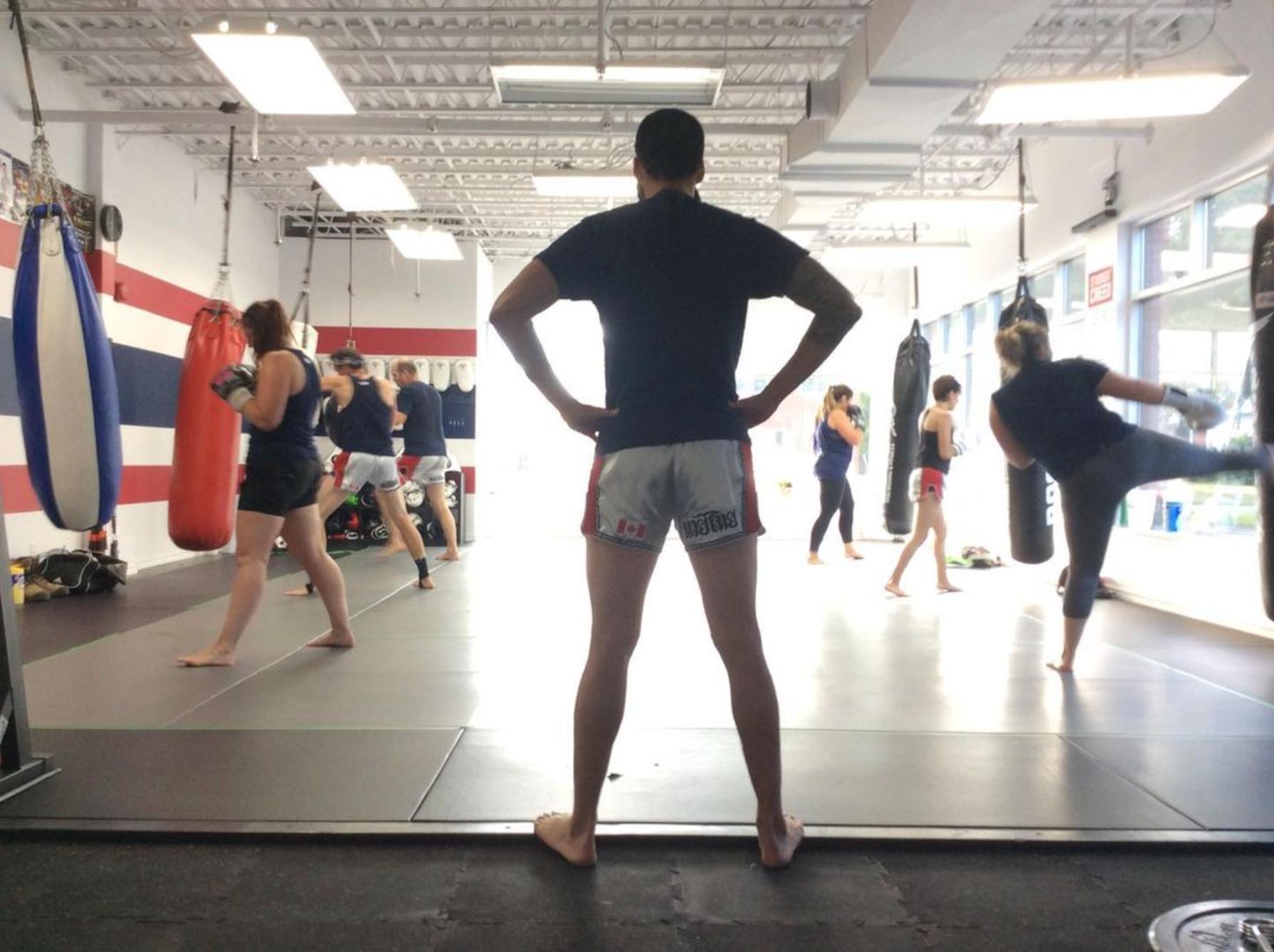 Adult Muay Thai Program